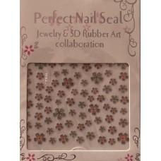 3D Nail Art PN14