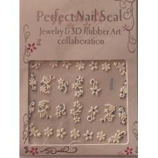 3D Nail Art PN11
