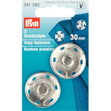 Prym Snap Fasteners 30mm