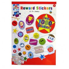 1000 Reward Stickers