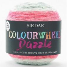 Sirdar ColourWheel Dazzle Dk 150g