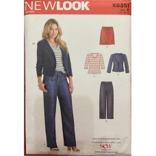 Sewing Pattern K6351