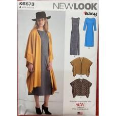 Sewing Pattern K6573