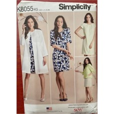 Sewing Pattern K8055