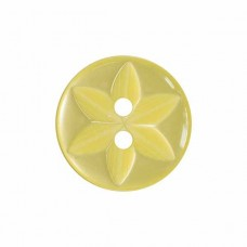 Button Star Yellow