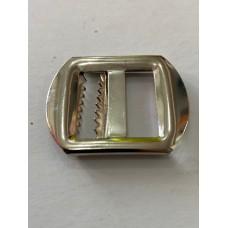 Strap Adjustable Ladder Lock Silver
