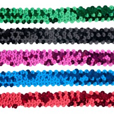 Stretch Sequins 30mm