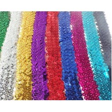 Stretch Sequins 40mm