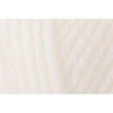 James C Brett Top Value Chunky - White TC04