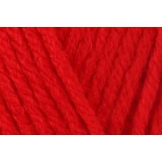 James C Brett Top Value Chunky - Bright Red TC14