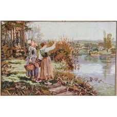 Printed Tapestry Canvas 14261