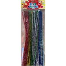 Craft Tinsel Pipe Cleaners