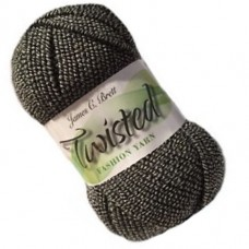 James C Brett Twisted 100g