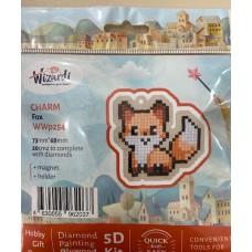 Diamond Art Kit Fox