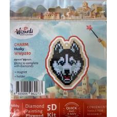 Diamond Art Kit Husky